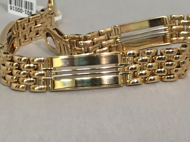 Estate - Gold Bracelet - image #2