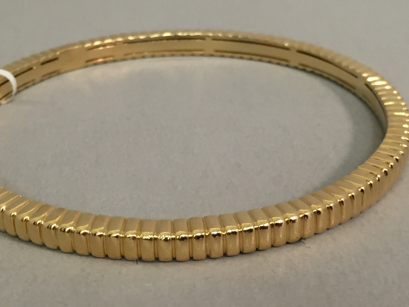 Estate - Gold Bangle Bracelet